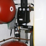 Wärmetauscher für Solarspeicher mit Ausdehngefäß